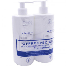 XERIAL 10 Lait corps T/200ml