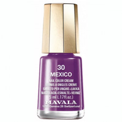 Mavala Mini Color Vernis à Ongles Crème Mexico 5 ml