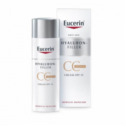 Eucerin Hyaluron-Filler CC Cream Medium 50 ml