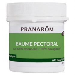 Pranarom Aromaforce baume pectoral 80 ml