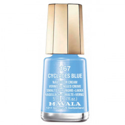 Mavala Mini Color Vernis à Ongles Crème Cyclades Blue 5 ml