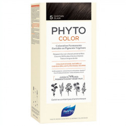 Phyto PhytoColor Kit coloration permanente 5 Châtain Clair