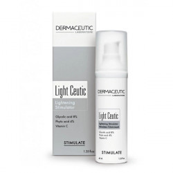 Dermaceutic Light Ceutic Creme De Nuit Unifiante 40 ml