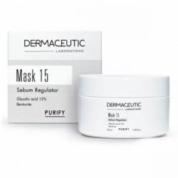 Dermaceutic Mask 15 Reducteur De Sebum 50 ml