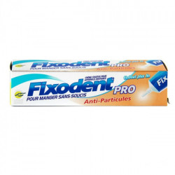 FIXODENT Pro Soin Anti-particules 40 g
