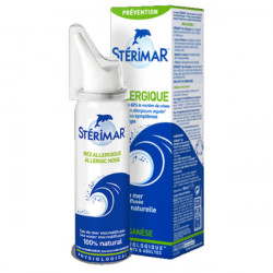 Sterimar Solution nasale isotonique manganèse 100 ml