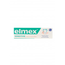 ELMEX SENSITIVE Dentifrice au fluorure d'amines olafluor T/50ml