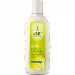 Weleda Millet Shampooing Usage Fréquent 190 ml