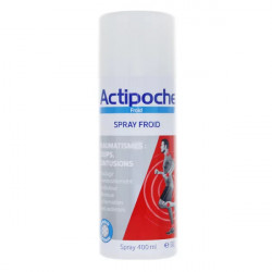 Actipoche spray froid 400 ml
