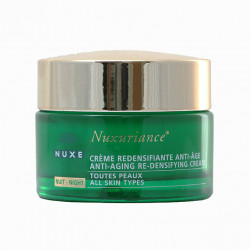 Nuxe Nuxuriance Nuit Crème Redensifiante Anti-Âge 50ml