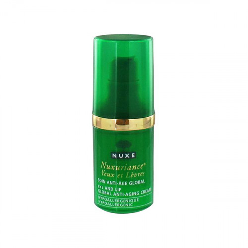 Nuxe Nuxuriance Yeux et Lèvres Anti-Age Global 15ml