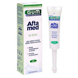 GUM AFTAMED  Gel buccal Adulte sans alcool 12ml