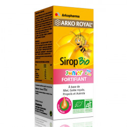 Arko Royal Sirop Fortifiant Junior Bio 150 ml