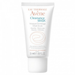 Avène Cleanance Mask Masque Gommage 50 ml