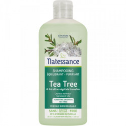 Natessance Shampooing Équilibrant Purifiant Tea Tree 250 ml