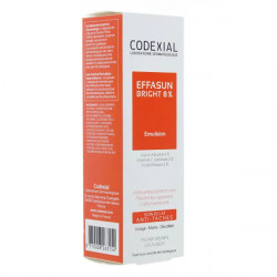 Codexial Effasun Bright 8% Emulsion 30 ml