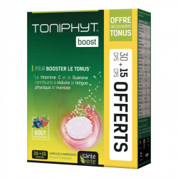 SANTE VERTE BOOST GOUT FRUITS ROUGES 30+15 COMPRIMES TONIPHYT