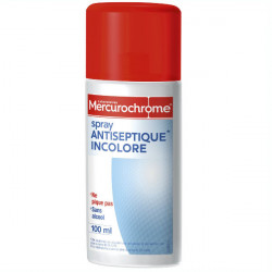 Solution Antiseptique Mercurochrome 100 ml