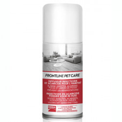 Frontline Pet Care Spray Insecticide Pour L'habitat 250 ml