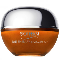 Biotherm Blue Therapy Amber Algae Revitalize Jour Crème Revitalisante Intense 30 ml