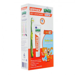 Elmex Kit dentaire Junior 6-12 ans
