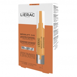 Lierac Mesolift C15 Sérum Concentré 2 x 15 ml