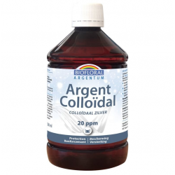 Dr. Theiss Argent Colloïdal 20 ppm 500 ml